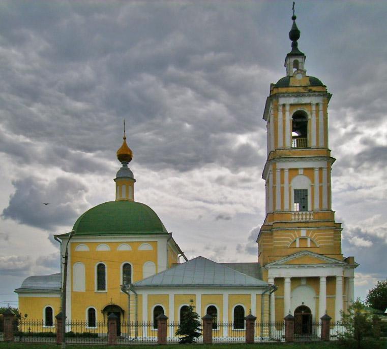 Троицкий храм на Репне, г.Коломна